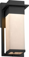 Justice Design CLD-7541W Clouds Pacific Modern LED Outdoor Small Wall Light Sconce