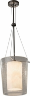 Justice Design CLD-8010 Clouds Amani Contemporary Pendant Light Fixture