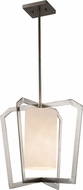 Justice Design CLD-8011 Clouds Aria Modern Foyer Lighting Fixture