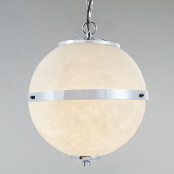 Justice Design CLD-8040 Clouds Imperial Contemporary LED Pendant Light