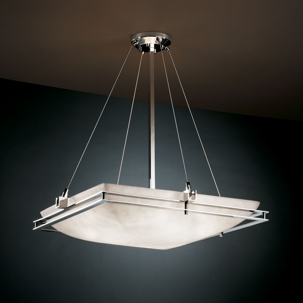 Justice Design Cld 8142 Clouds 30 Nbsp Tall Ceiling Light Fixture Loading Zoom