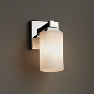 Justice Design CLD-8431 Regency Clouds Wall Sconce Light