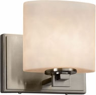 Justice Design CLD-8447 Clouds Era Contemporary Wall Light Fixture