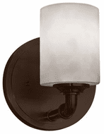 Justice Design CLD-8461 Clouds Bronx Contemporary Wall Lamp