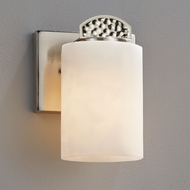 Justice Design CLD-8491 Clouds Malleo Contemporary LED Sconce Lighting