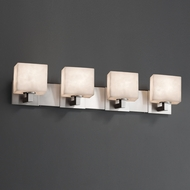 Justice Design CLD-8924 Modular Clouds 4-Light Bathroom Lighting