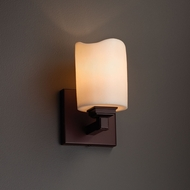 Justice Design CNDL-8431 Regency CandleAria Wall Light Fixture