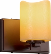 Justice Design CNDL-8441 CandleAria Era Contemporary Wall Lighting Sconce