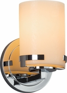 Justice Design CNDL-8451 CandleAria Atlas Contemporary Wall Sconce Lighting