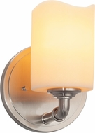 Justice Design CNDL-8461 CandleAria Bronx Modern Wall Sconce