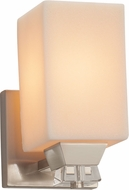 Justice Design CNDL-8471 CandleAria Ardent Contemporary Wall Lamp