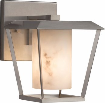 Justice Design FAL-7551W LumenAria Patina Contemporary Outdoor Small Wall Lighting