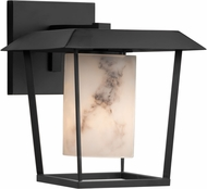 Justice Design FAL-7554W LumenAria Patina Modern Exterior Large Sconce Lighting