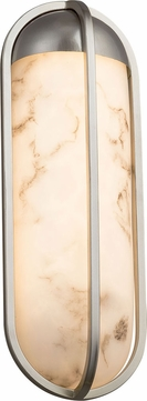 Justice Design FAL-7574W LumenAria Starboard Contemporary LED Outdoor Large Wall Sconce Light