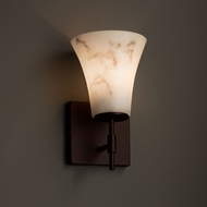 Justice Design FAL-8411 Union LumenAria Wall Mounted Lamp