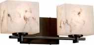 Justice Design FAL-8442 LumenAria Era Contemporary 2-Light Bath Lighting