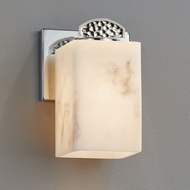 Justice Design FAL-8491 LumenAria Malleo Contemporary LED Wall Sconce Lighting