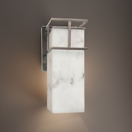 Justice Design FAL-8641W Structure LumenAria Outdoor Wall Lamp