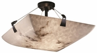 Justice Design FAL-9631 LumenAria Tapered Clips Modern 21 Ceiling Lighting