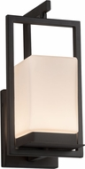 Justice Design FSN-7511W Fusion Laguna Modern LED Outdoor Wall Light Sconce