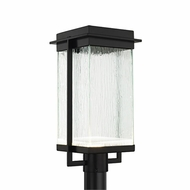 Justice Design FSN-7543W Fusion Pacific Modern LED Exterior Post Lighting Fixture