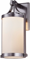 Justice Design FSN-7664W Fusion Cypress Contemporary Exterior Wall Lighting Sconce
