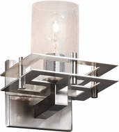 Justice Design FSN-8171 Fusion Metropolis Modern Wall Light Sconce