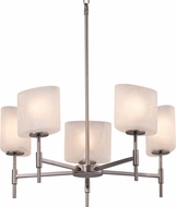 Justice Design FSN-8410-30 Fusion Union Contemporary Hanging Chandelier