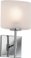 Justice Design FSN-8417 Fusion Union Modern Wall Lamp