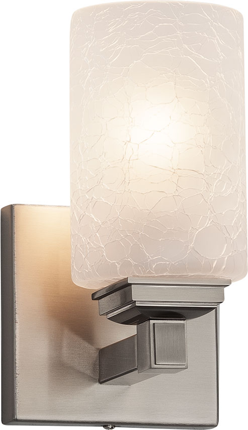 Justice design fsn 8431 fusion regency modern light sconce loading zoom