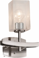 Justice Design FSN-8591 Fusion Archway Contemporary Wall Sconce Light