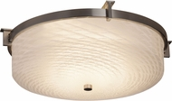 Justice Design FSN-8985 Fusion Era Contemporary Overhead Lighting Fixture