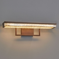 Justice Design FSN-9071 Fusion Elevate Contemporary Bath Sconce