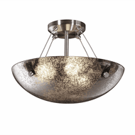 Justice Design FSN-9651-35 Fusion Finials Contemporary Home Ceiling Lighting