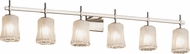 Justice Design GLA-8416 Veneto Luce Union Contemporary Bathroom Light Fixture
