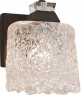 Justice Design GLA-8471 Veneto Luce Ardent Modern Lighting Sconce