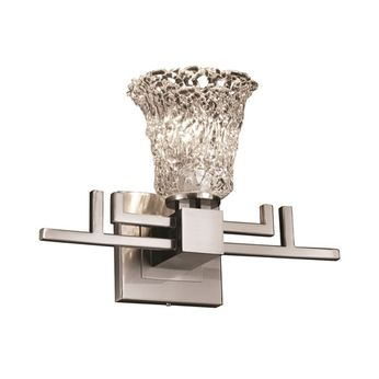 Justice Design GLA-8701-20 Veneto Luce Aero Contemporary Wall Sconce