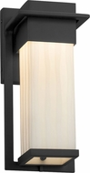 Justice Design PNA-7541W Porcelina Pacific Contemporary LED Outdoor Small Sconce Lighting