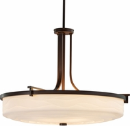 Justice Design PNA-8982 Porcelina Era Modern Hanging Pendant Light