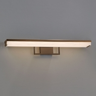 Justice Design PNA-9075 Porcelina Elevate Contemporary Bathroom Light Sconce