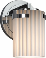 Justice Design POR-8451-10 Limoges Atlas Modern Wall Lighting Fixture