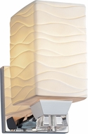 Justice Design POR-8471 Limoges Ardent Contemporary Lighting Sconce
