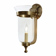 JVI Designs 1001 15 Inch Tall Wall Sconce Light - Transitional