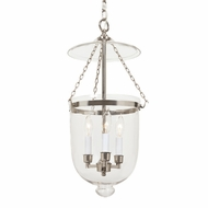 JVI Designs 1023 22 Inch Diameter 3 Candle Transitional Hanging Light
