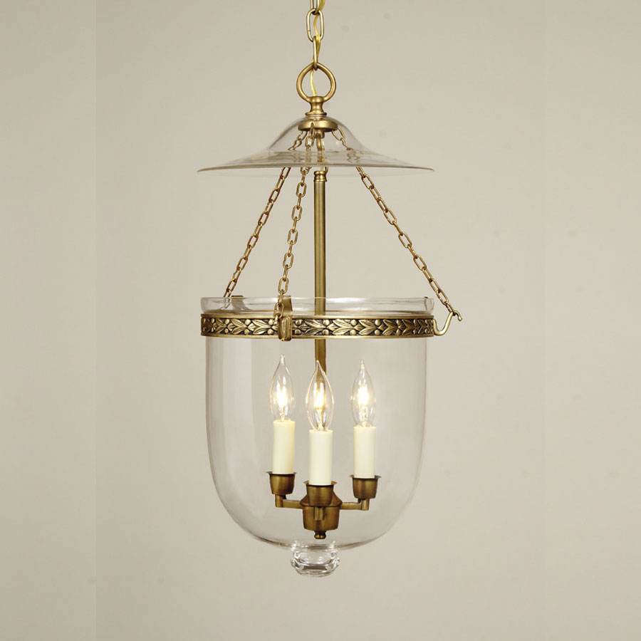 Candle Light Fixture: JVI Designs 1026 Transitional 22 Inch Tall 3 Candle