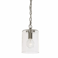 JVI Designs 1177 Retro 11 Inch Tall Drop Ceiling Lighting With Finish Options