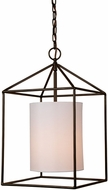 JVI Designs 1184-08 Decatur Oil Rubbed Bronze Foyer Lighting