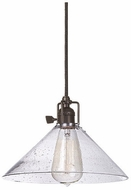 JVI Designs 1200-08-S2-CB Union Square Oil Rubbed Bronze Mini Pendant Lighting