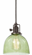 JVI Designs 1200-08-S5-LB Union Square Oil Rubbed Bronze Mini Drop Lighting