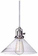JVI Designs 1200-17-S2-CB Union Square Pewter Mini Lighting Pendant